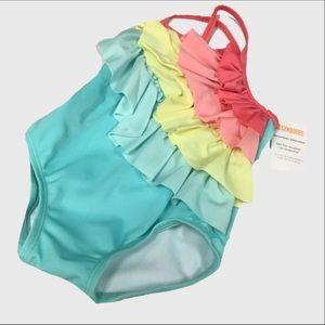 Gymboree swimwear size 12-18 NWT
